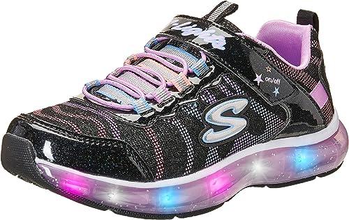 Skechers Kids' Light Sparks Sneaker