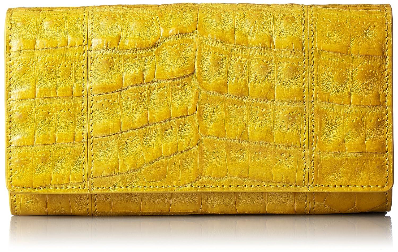 [ジリバイロメオジリ]Amazon公式 長財布 Henglong croco(ヘンローンクロコ) 長財布 R50003 B01MA6PRE8フェリー