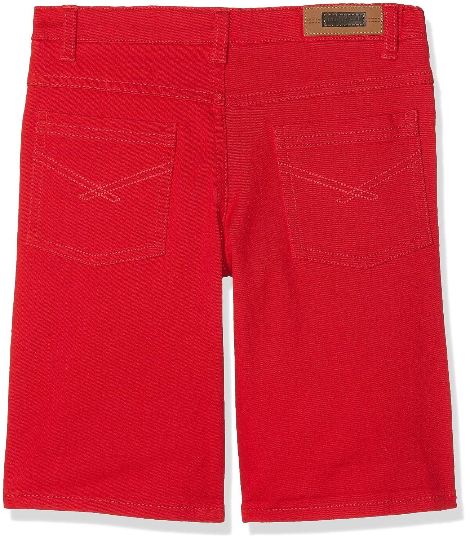 Tutto Piccolo 4311JS18, Pantalones para Bebés, Rojo (Red R00), 74 ...