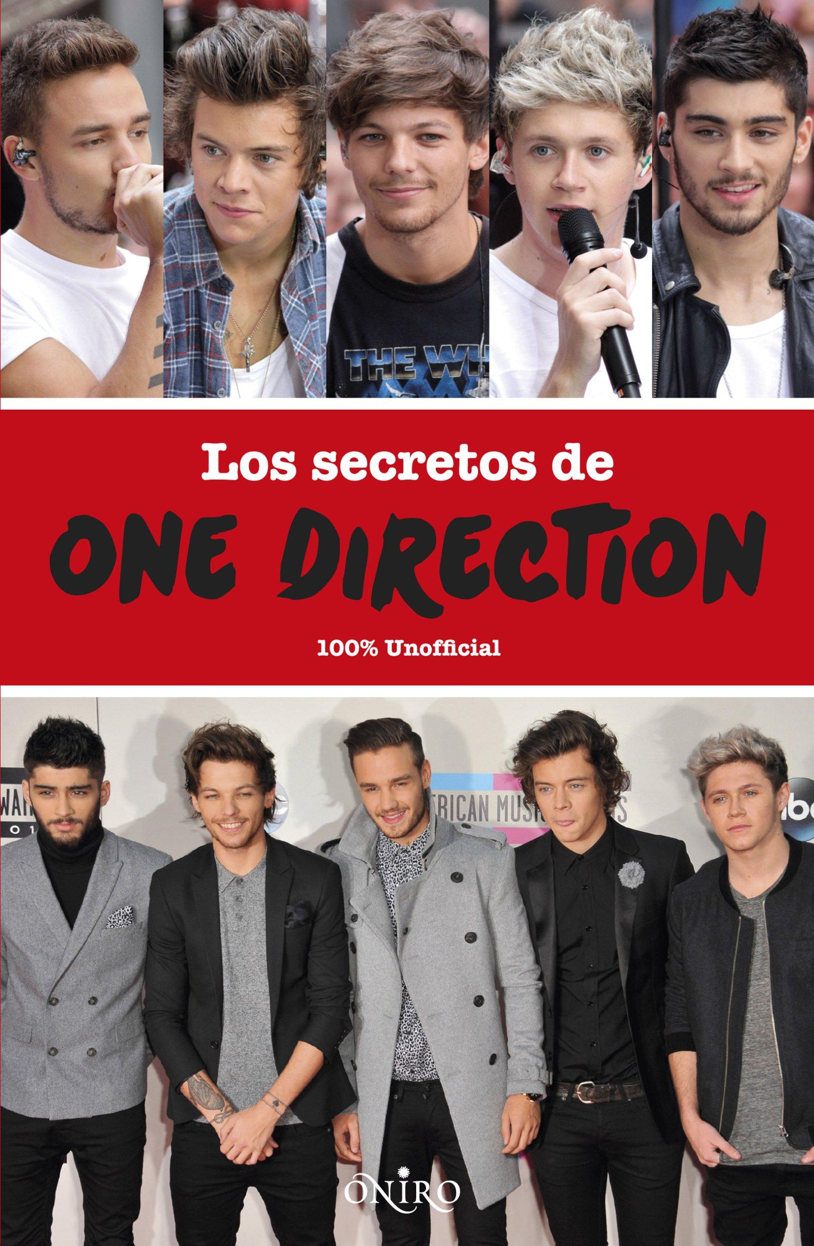 Download Los secretos de One Direction (Spanish Edition) ebook