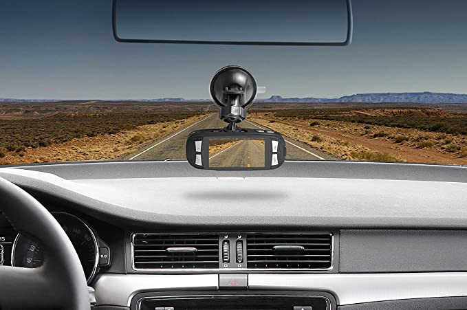 Amazon.com: Coby DCHD-101 4X Zoom 1080p Full HD Car Dash Cam and DVR Box (Black): Car Electronics