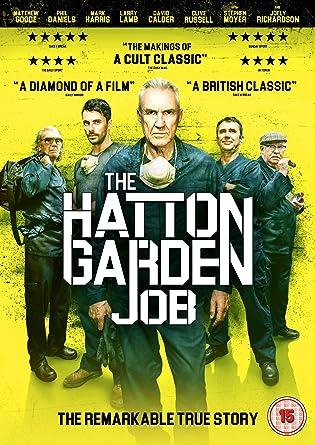 The Hatton Garden Job DVD Amazoncouk Larry Lamb Matthew Goode