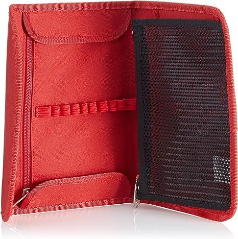 Ungef/üllt Pink 16550160000 4YOU Zusatztasche Soft Etui Chili