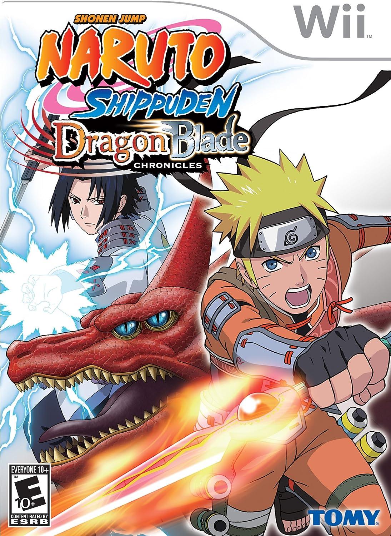 Amazon.com: Naruto Shippuden: Dragon Blade Chronicles ...