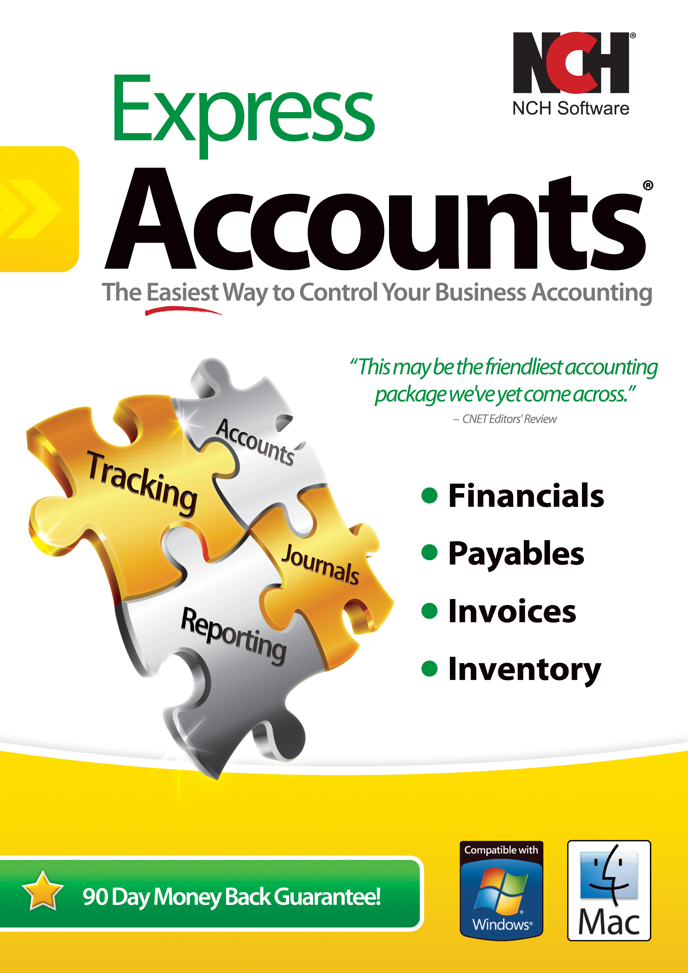 simple accounting software - 1