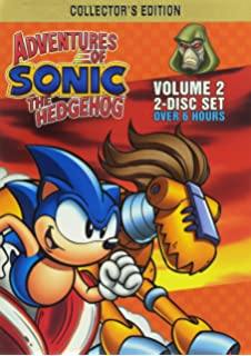 adventures of sonic the hedgehog vol 2 - Sonic Christmas Blast
