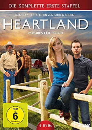 Heartland Paradies Für Pferde Staffel 1 4 Dvds Amazon
