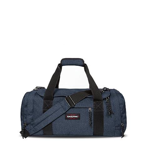 Eastpak Reader S Bolsa de viaje, 53 cm, 33 L, Azul (Double
