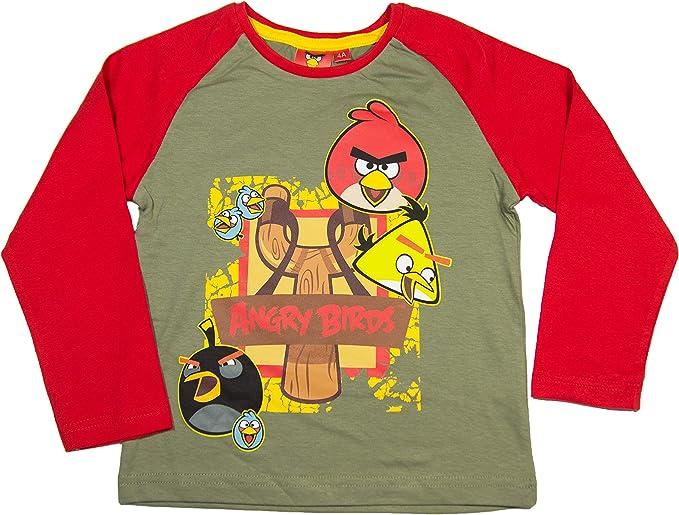 T-shirt Angry Birds ragazzo
