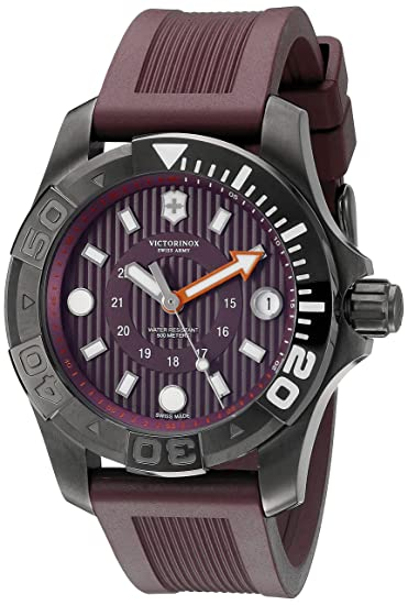 Victorinox 241558 - Reloj  Victorinox Swiss Army  Amazon.es  Relojes bd568380a142