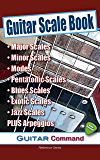 Guitar Scale Book (Guitar Command Reference Series)