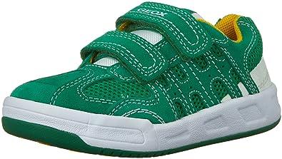 700f7da4ecd Amazon.com   Geox Boys' Sneakers Jr Rolk Green, Sizes 29-37 (36 ...