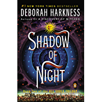 Shadow of Night: A Novel (All Souls Trilogy, Book 2) book cover