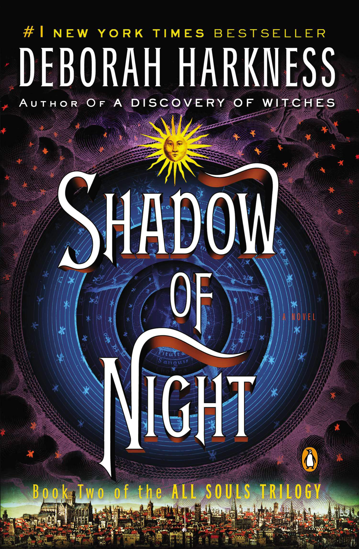 Amazon com: Shadow of Night (All Souls Trilogy, Bk 2) (8601420050471