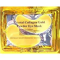 Colágeno Eye máscaras anti Rides bolsas Senescencia cristal