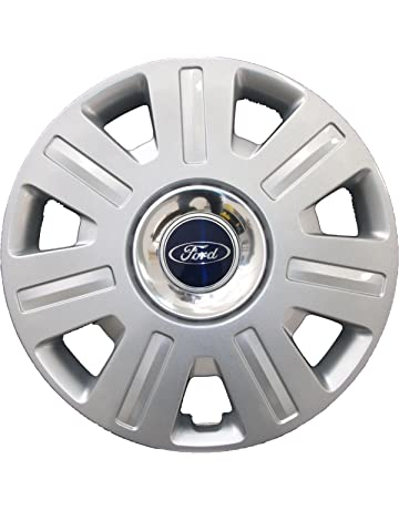 Ford Mondeo 16-inch Single Wheel Trim with Alloy Finish Cover for 2003-07