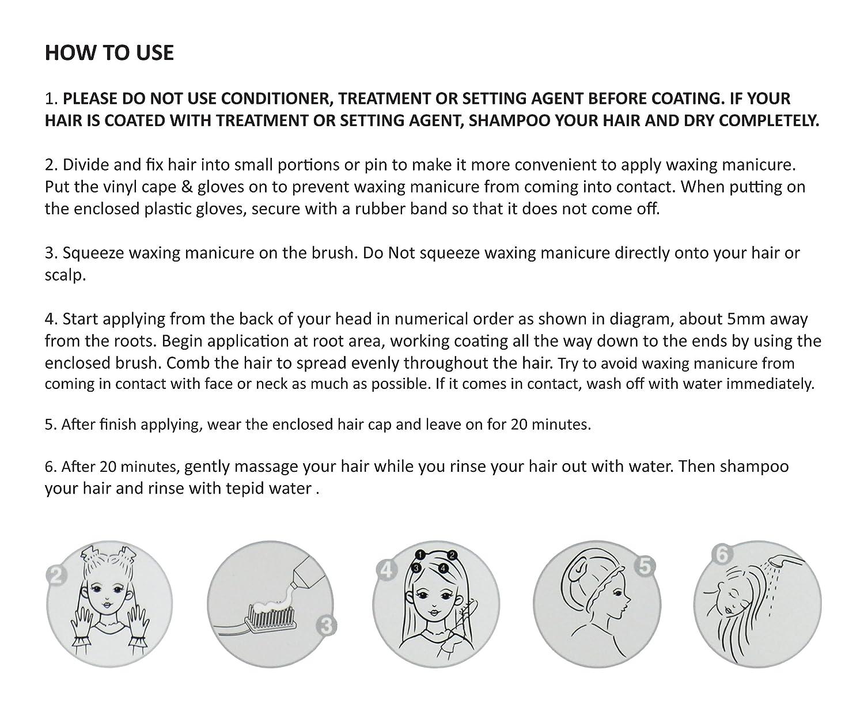 Amazon Somang Clinic Henna Hn Hair Color Waxing Manicure