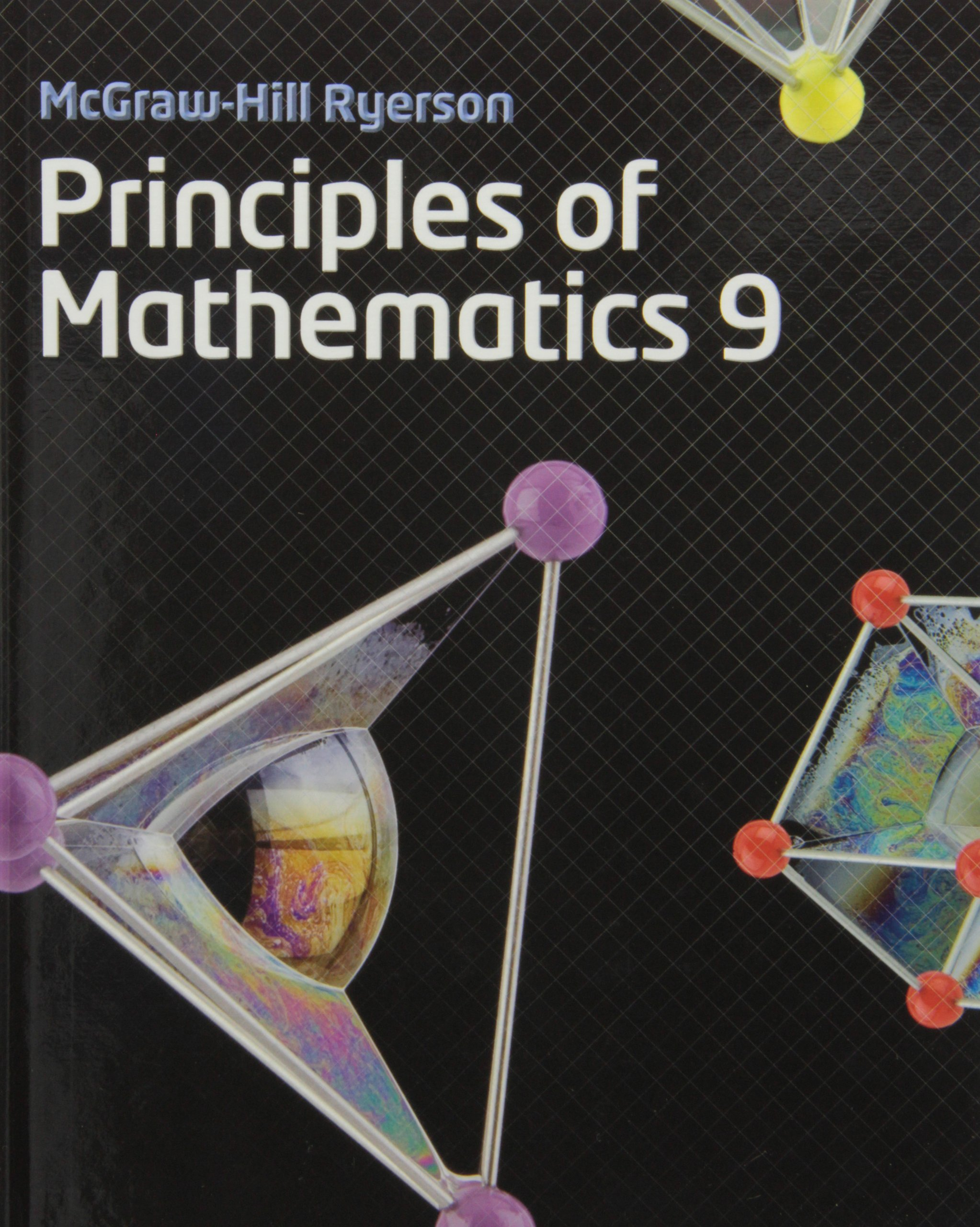 Principles of mathematics 10: barbara canton: 9780070973329.