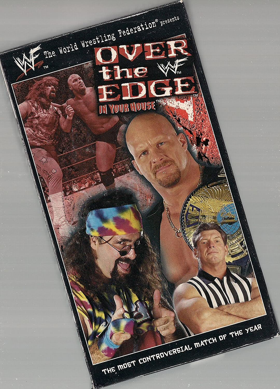 Wwf Over The Edge In Your Video Amazon Ca Video