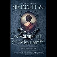 The Matrimonial Advertisement (Parish Orphans of Devon Book 1) (English Edition)