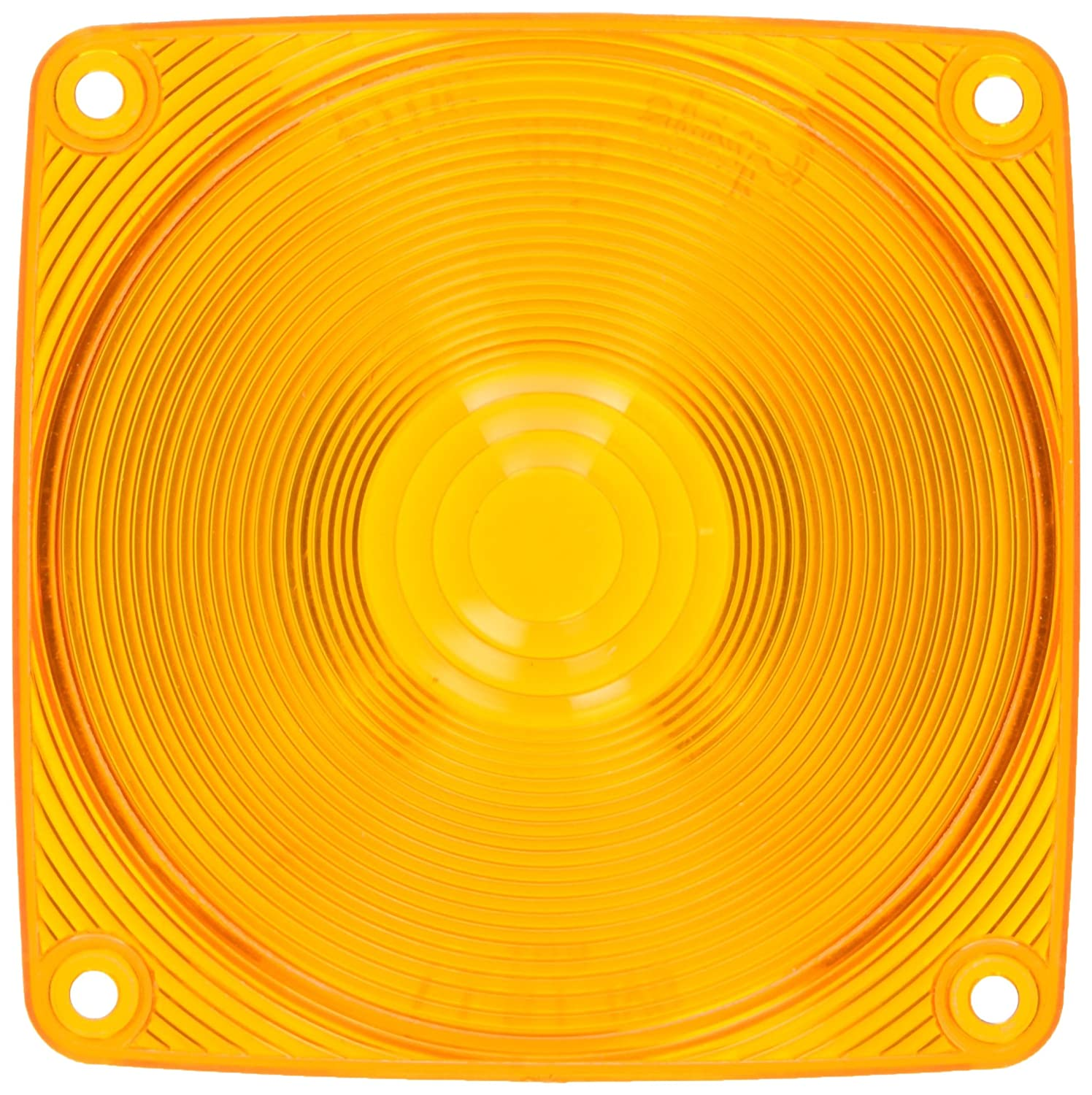 Two Stud Lens Grote 90743 Yellow Stop Tail Turn Replacement Lenses