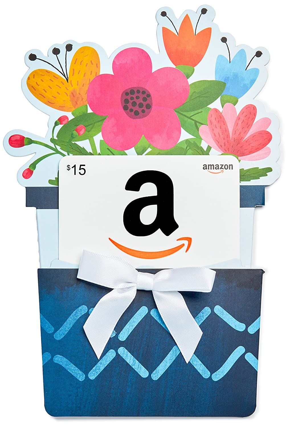 Amazon.ca Gift Card in a Flower Pot Reveal (Classic White Card Design) Amazon.com.ca Inc.