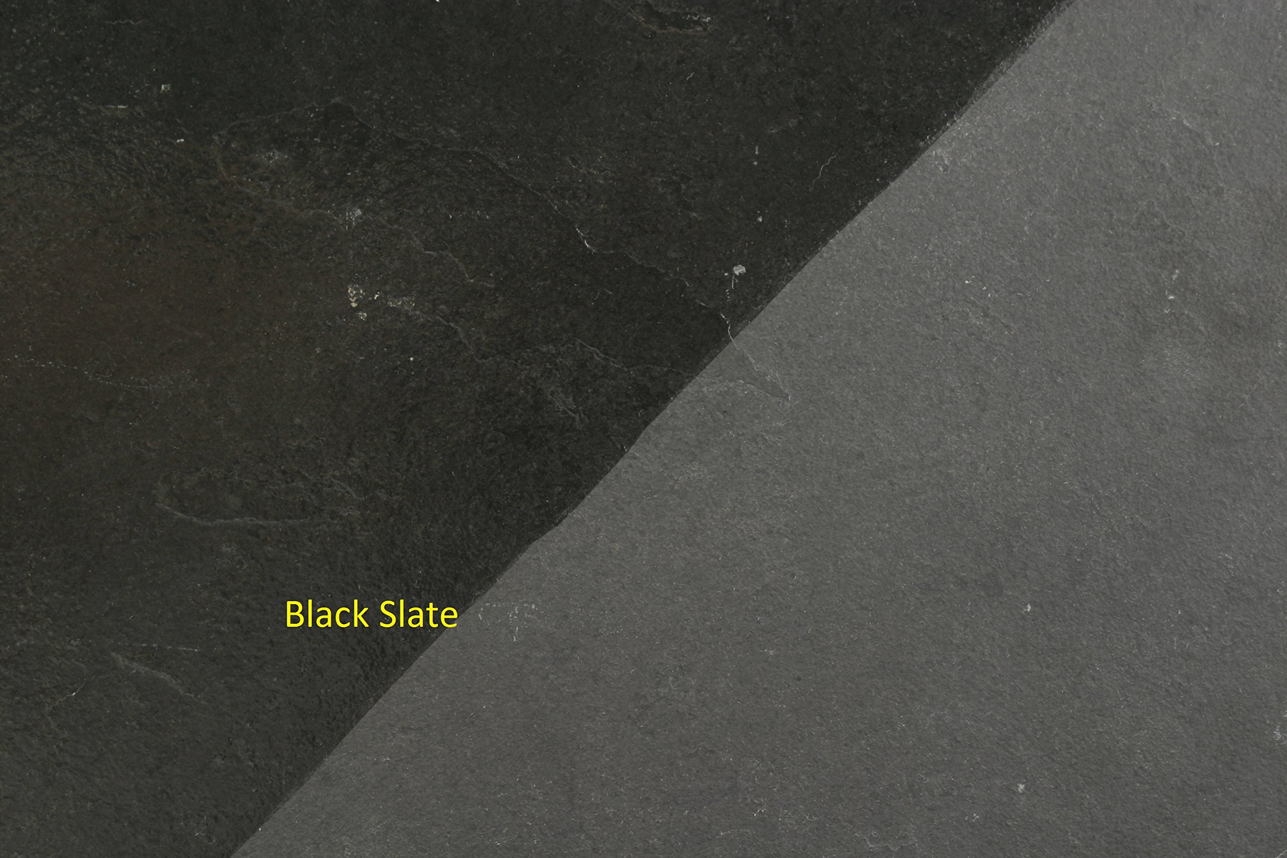 Black Diamond Stoneworks Wet Look Natural Stone Sealer Provides Durable Gloss and Protection to: Slate, Concrete, Brick, Pavers, Sandstone, Driveways, Garage Floors. Interior or Exterior. 2-Gallon by Black Diamond Stoneworks (Image #4)