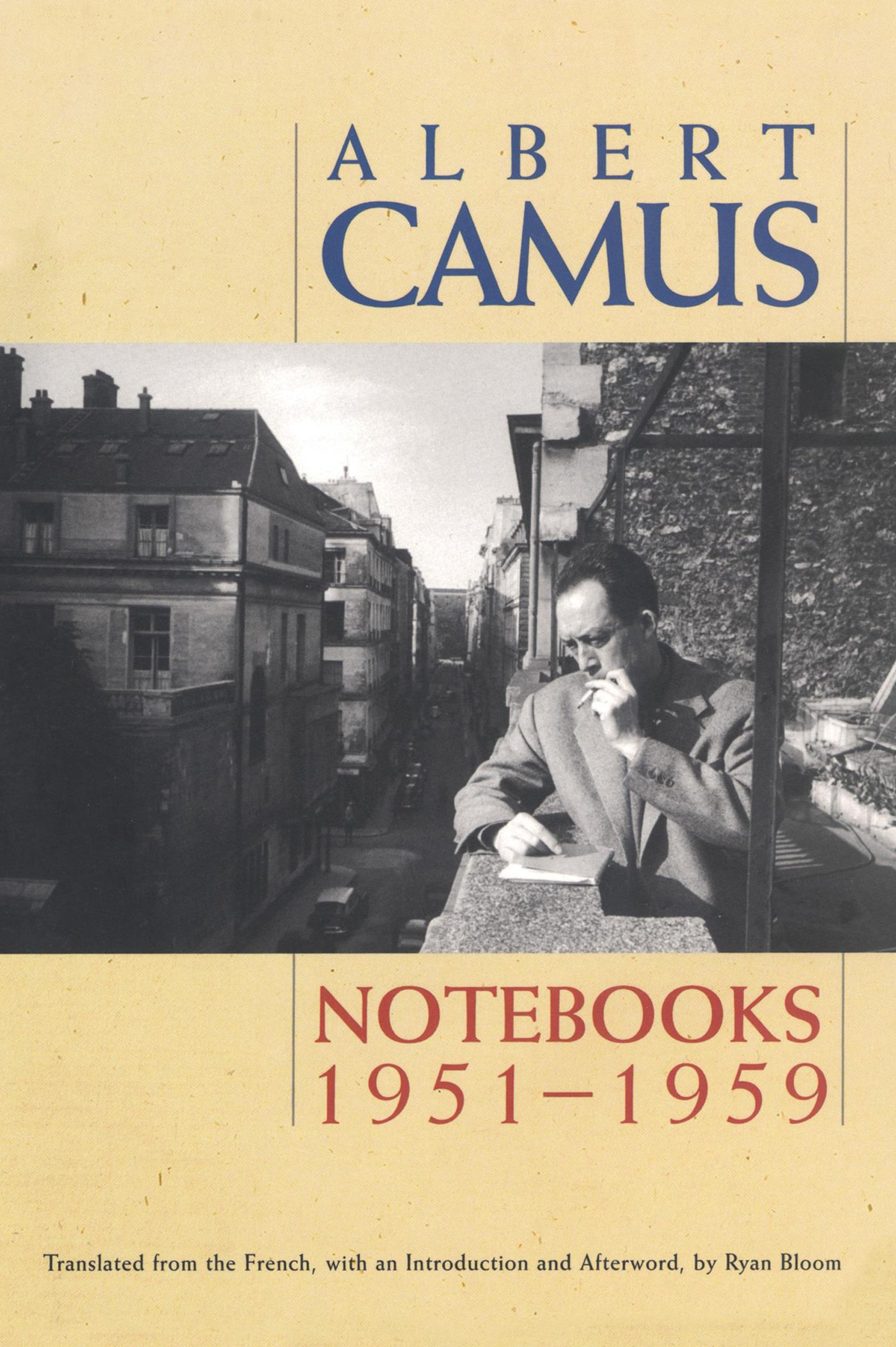 Notebooks 1951-1959