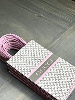 e70cea0b345 Amazon.com  Gucci Gift Paper Shopping Bags