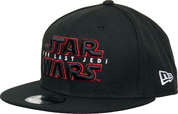 free shipping 16d82 7754d New Era Star Wars The Last Jedi 950 Snapback Cap  Amazon.co.uk  Clothing