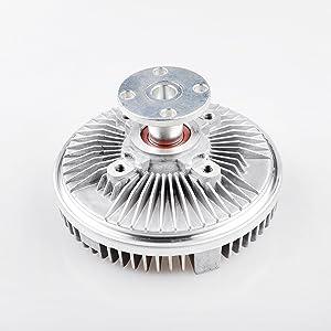 Mechapro 2734 Pro Engine Cooling Fan Clutch for GM Trucks