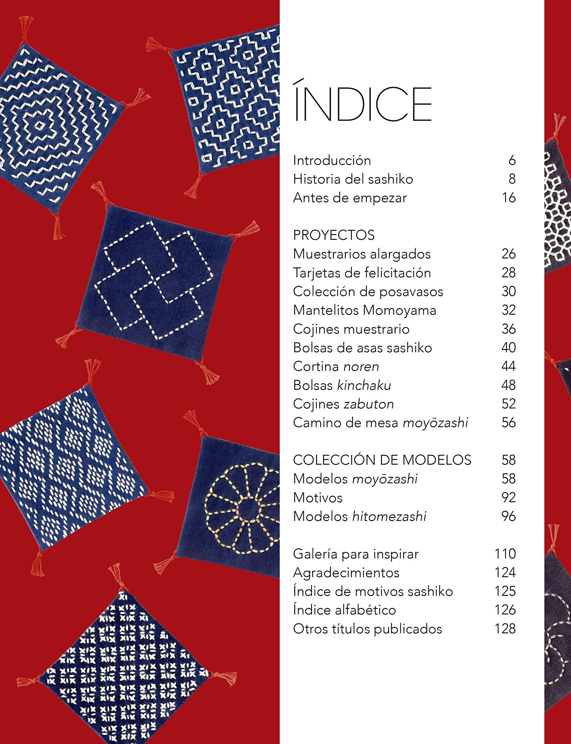 El gran libro del Sashiko : motivos y proyectos de bordado ...