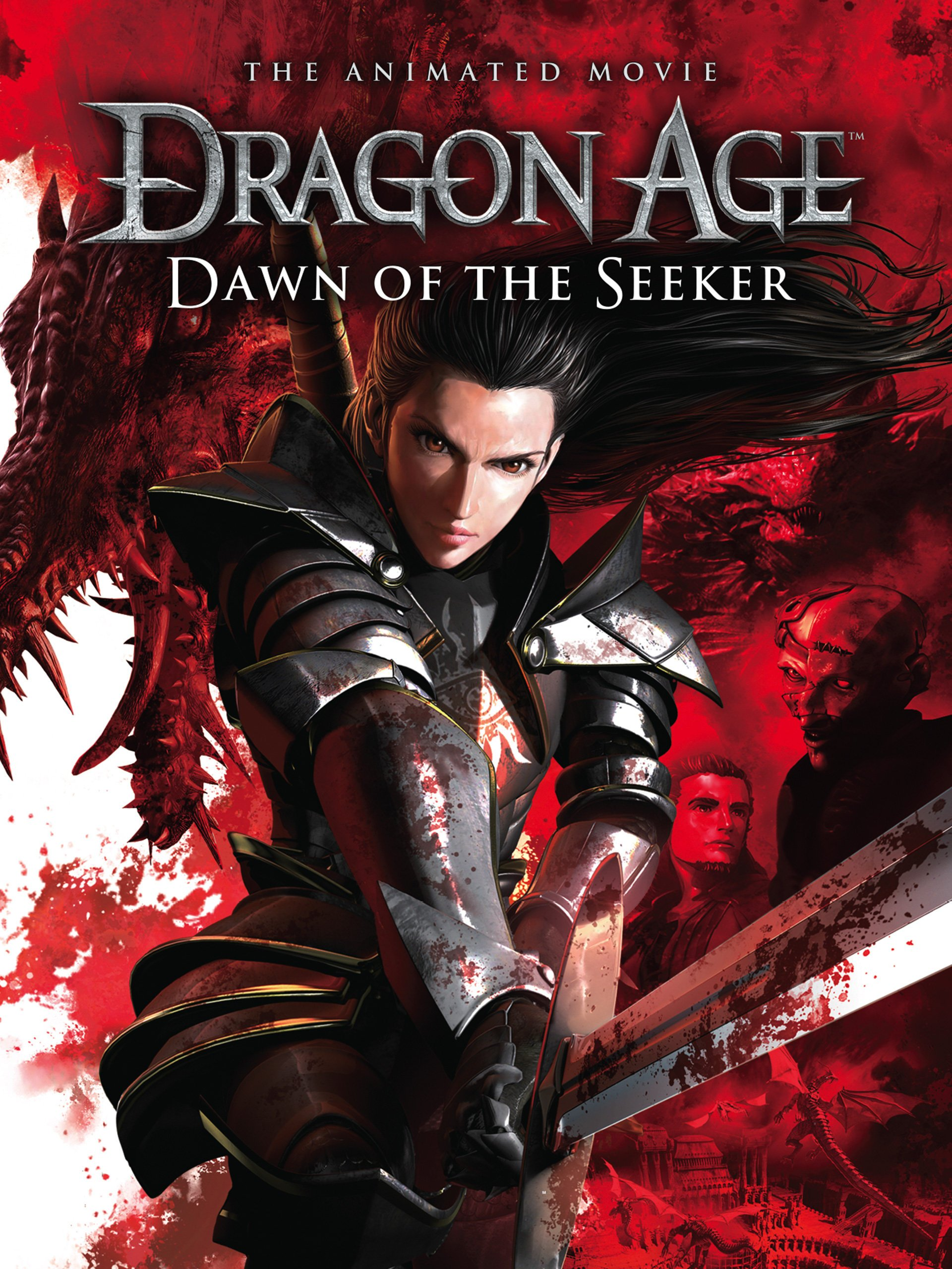 Amazon Com Watch Dragon Age Dawn Of The Seeker Prime Video