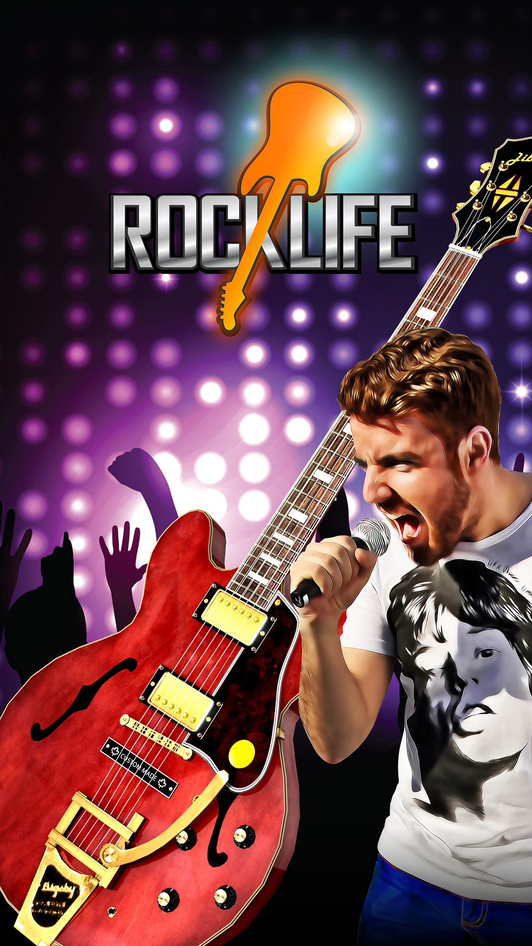rock life be a guitar hero appstore for android