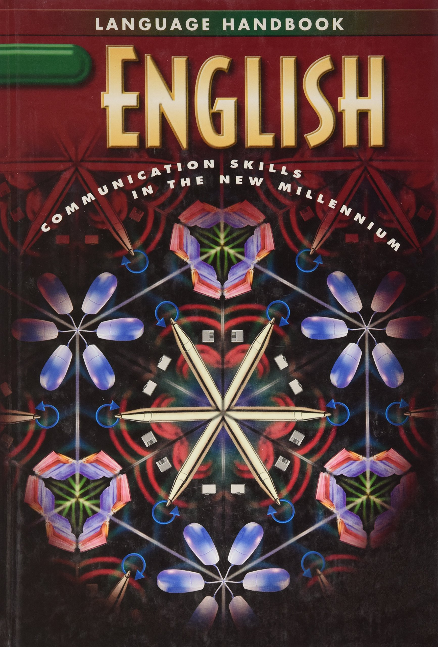 English - Communication Skills in the New Millennium (Language Handbook, Grade 7) by Perfection Learning