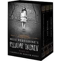 Miss Peregrine's Peculiar Children Boxed Set [Idioma Inglés]