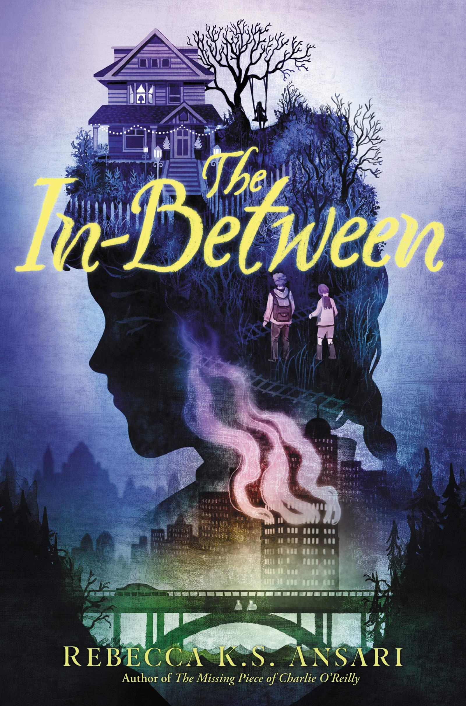 The In-Between: Ansari, Rebecca K.S.: 9780062916099: Amazon.com: Books