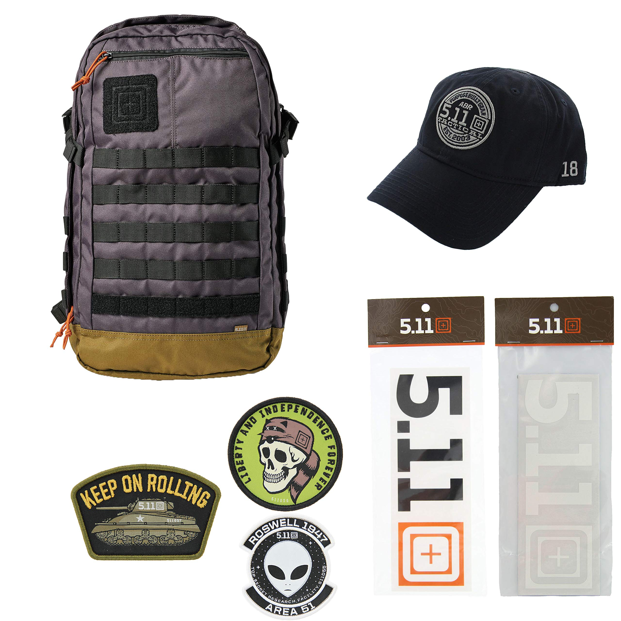 386a5701c42 Amazon.com  5.11  Bags
