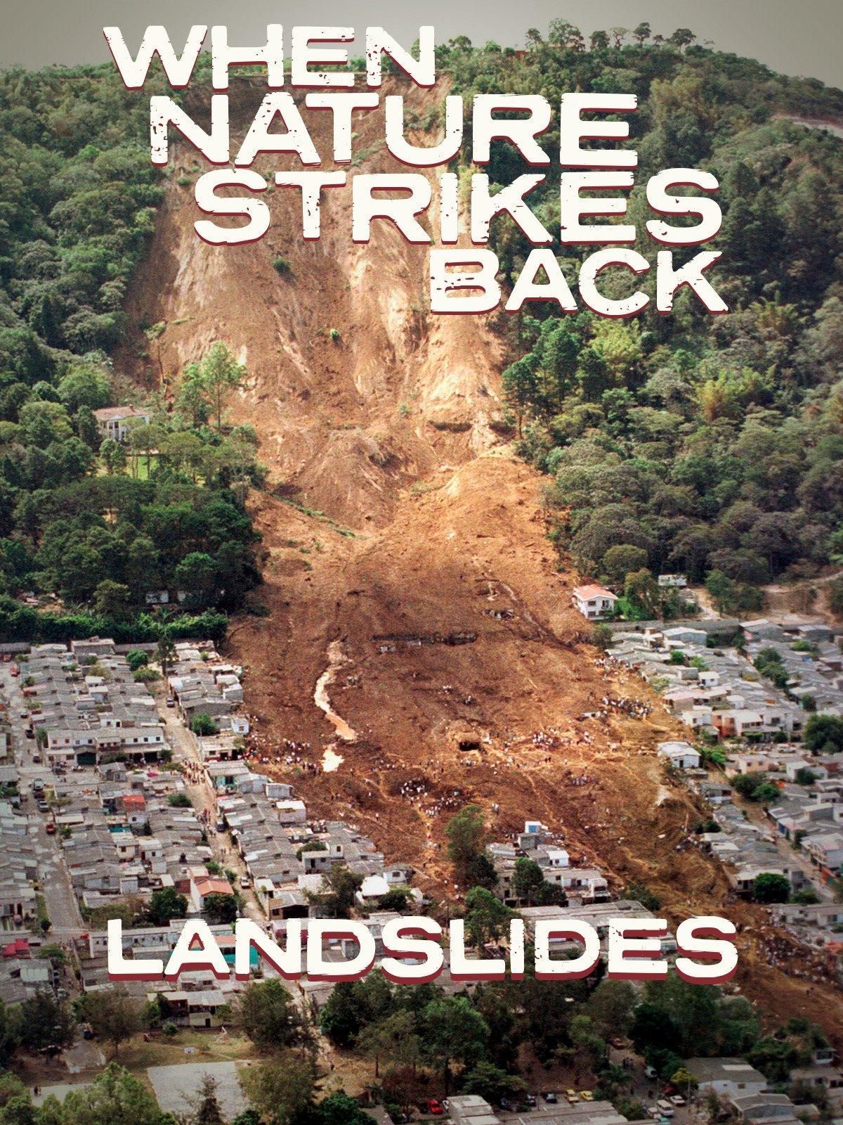 When Nature Strikes Back: Landslides on Amazon Prime Video UK