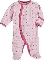 Schnizler Baby - Mädchen Schlafstrampler Allover Schlafanzug, Frühchen, Oeko-tex Standard 100