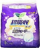 KAO 日本花王 超吸收安心裤 短裤型卫生巾 5片 包装随机(日版乐而雅)(进口)