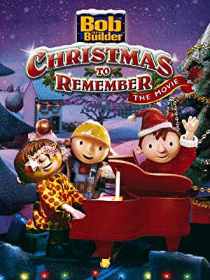 amazoncouk watch bob the builder a christmas to remember prime video - Bob The Builder A Christmas To Remember