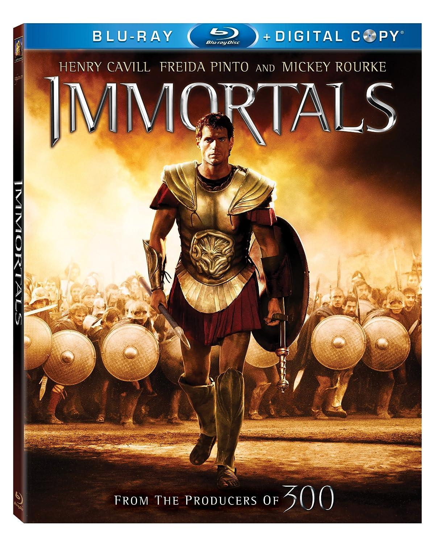Immortals [Blu-ray] B004LWZW8S