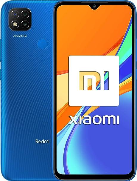 Xiaomi Redmi 9C - Smartphone 64GB, 3GB RAM, Dual Sim, Twilight Blue: Amazon.es: Electrónica