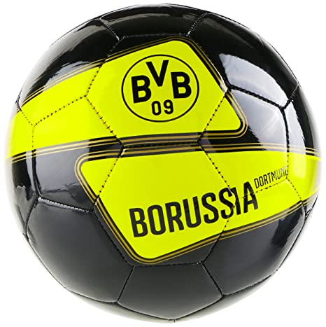 Puma Ball BVB EVO Speed 5.4 Graphic - Balón de fútbol, Talla 5 ...