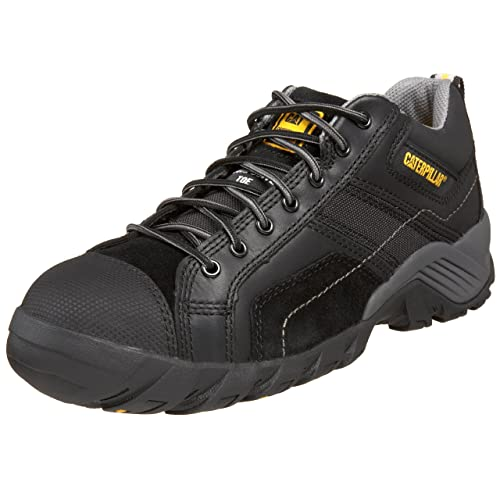 Caterpillar Mens Argon Comp Toe Lace Up Work Boot