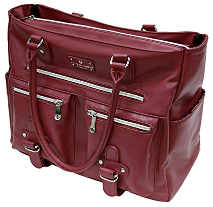 770a6ee072 Amazon.com  6 Pack Fitness Expert Renee Meal Management Tote Merlot  w Removable Core…  Computers   Accessories