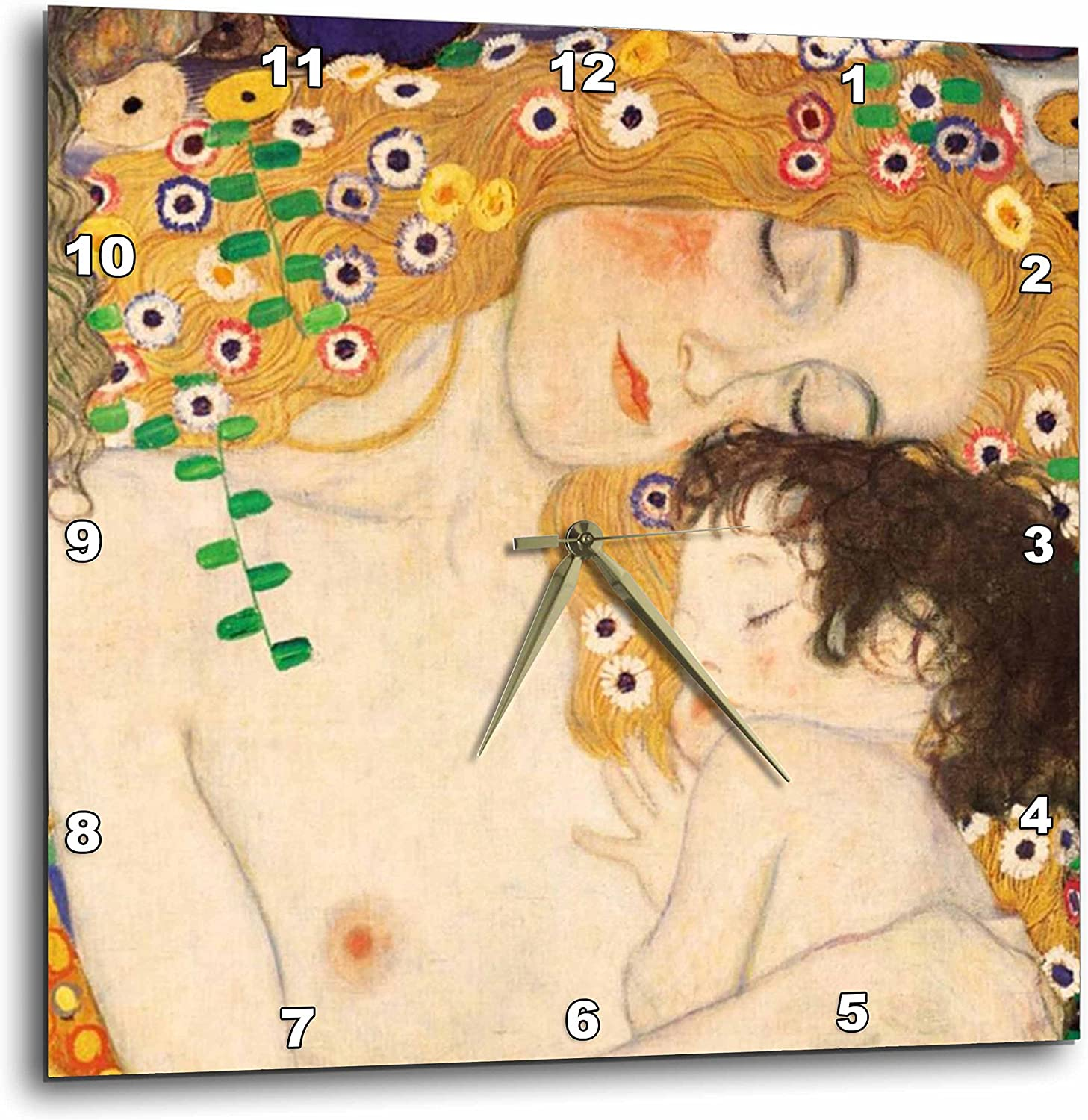 Gustav Klimt Mother and Child Single Light Switch Plate Wall Cover Room Decor