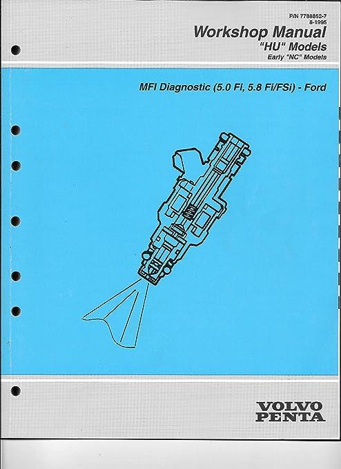 1995 volvo penta workshop manual