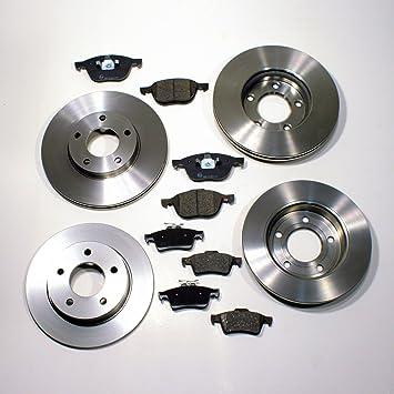 Bremsscheiben Bremsen Bremsbeläge für hinten die Hinterachse* Mazda 5 CR19